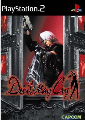 скачать PS2 игры | Devil may Cry 1