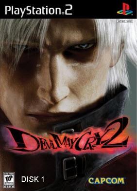 скачать Sony Playstation 2 игры | Devil may Cry 2