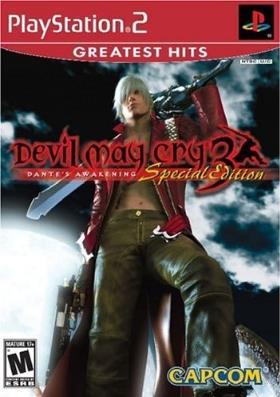 Sony Playstation 2 игры | Devil may Cry 3