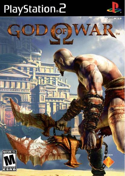 playstation 2 игры скачать / God of War 1