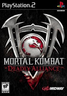 Скачать игры Sony playstation 2 /Mortal Kombat Deadly Alliance