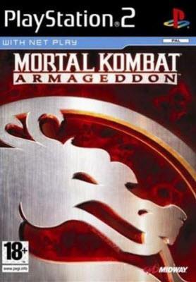 Скачать  игры sony playstation 2 / Mortal Kombat Armageddon