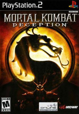 Скачать  игры playstation 2  / Mortal Kombat Deception