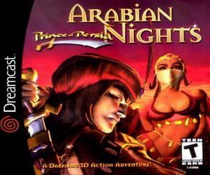 Prince of Persia Arabian Nights  скачать бесплатно pc |  Dreamcast