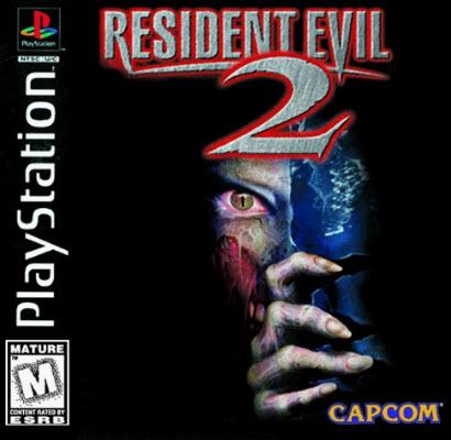 Игры для Sony Playstation one / Resident Evil 2