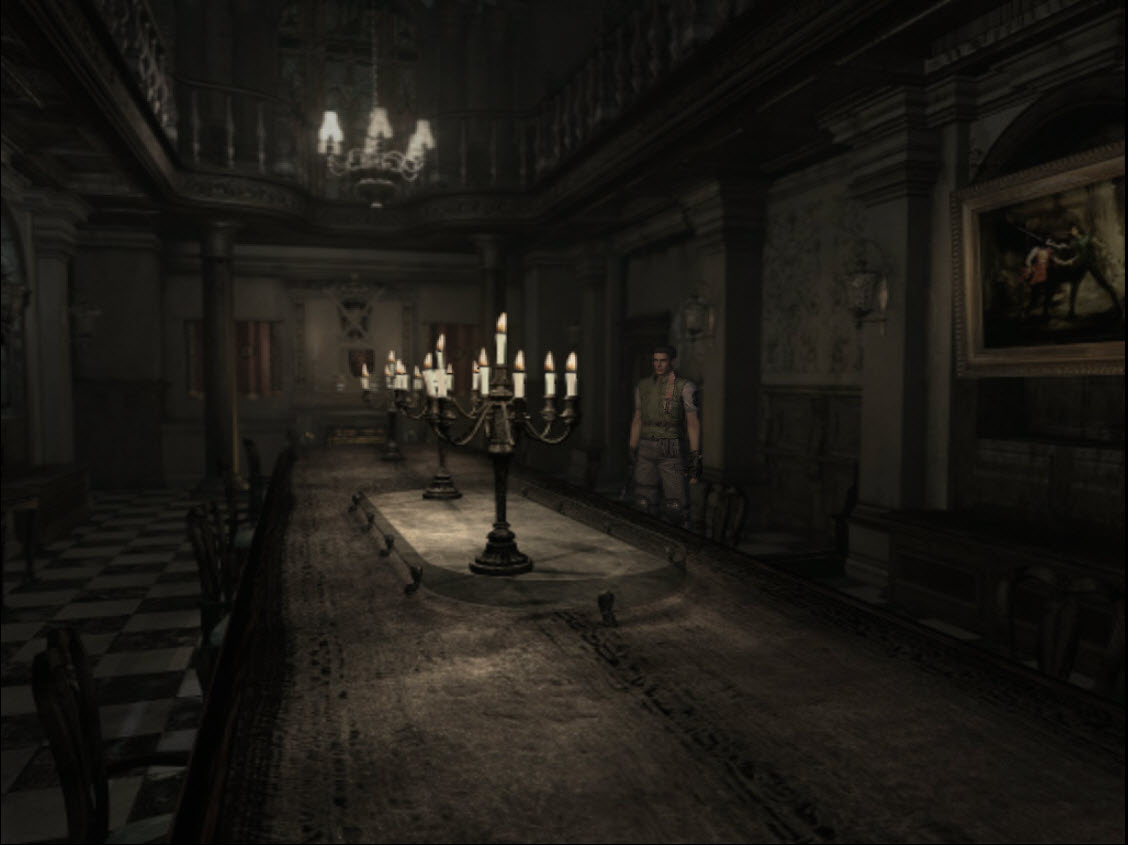 Resident Evil Эмулятор