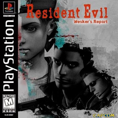 Игры для Sony Playstation / Resident Evil Weskers Report