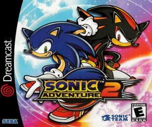 Sonic Adventure 2 скачать бесплатно pc |  Dreamcast