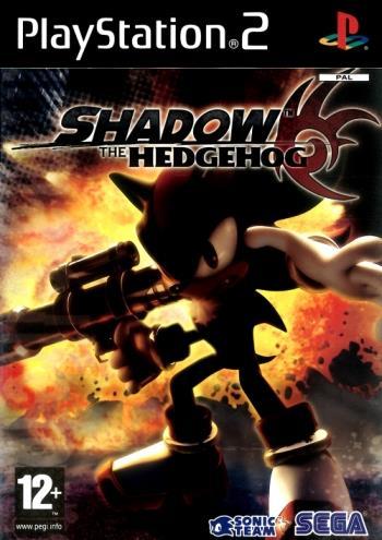 Sonic Shadow the Hedgehog  скачать бесплатно  на PC | Ps2