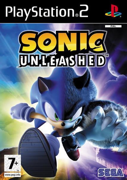 Sonic Unleashed  скачать бесплатно  на Ps2