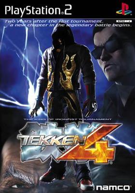 Скачать игры PS2 | Tekken 4