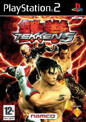 игры PS2 | Tekken 5