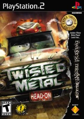 Twisted Metal 2 Для Pc